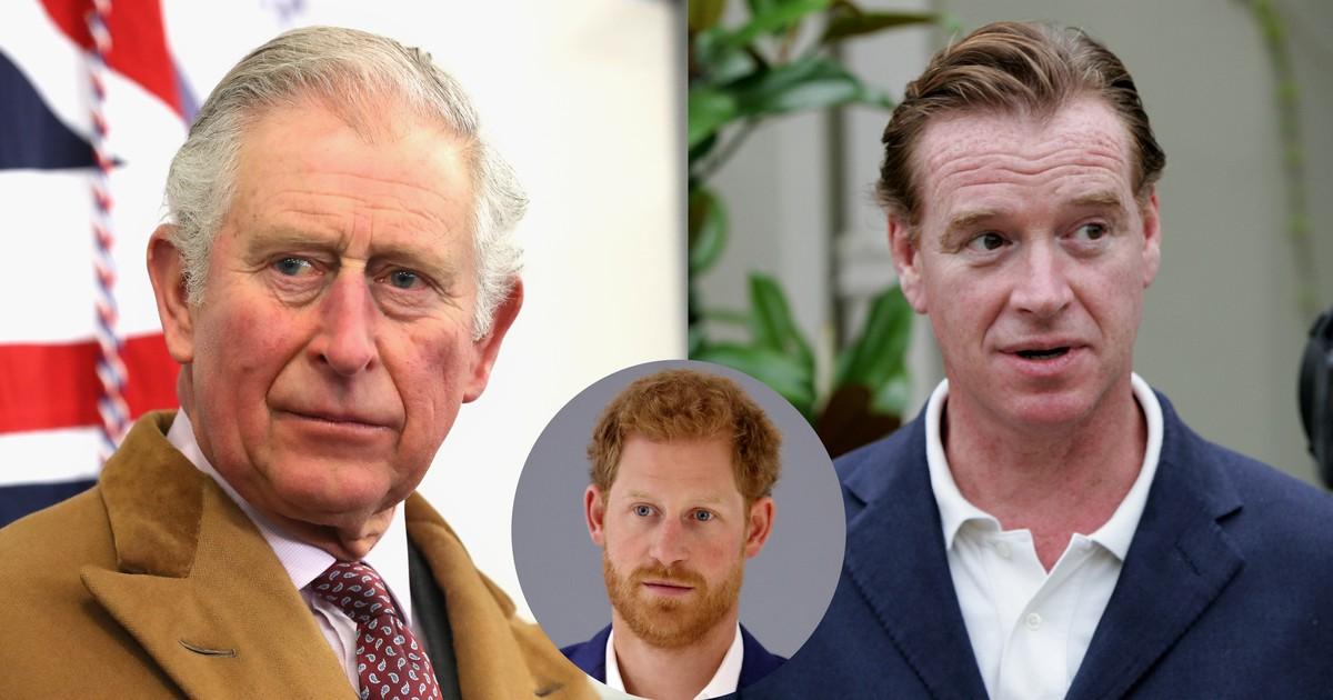 Prinz Harry: Wer ist sein leiblicher Vater?