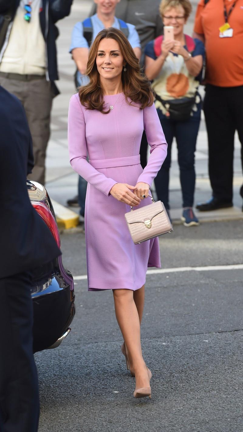 Diese Farbe ist bei Kate ein absolutes No-Go