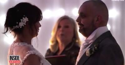 Deshalb hat sich die Braut bei ihrer eigenen Hochzeit die Haare abrasiert