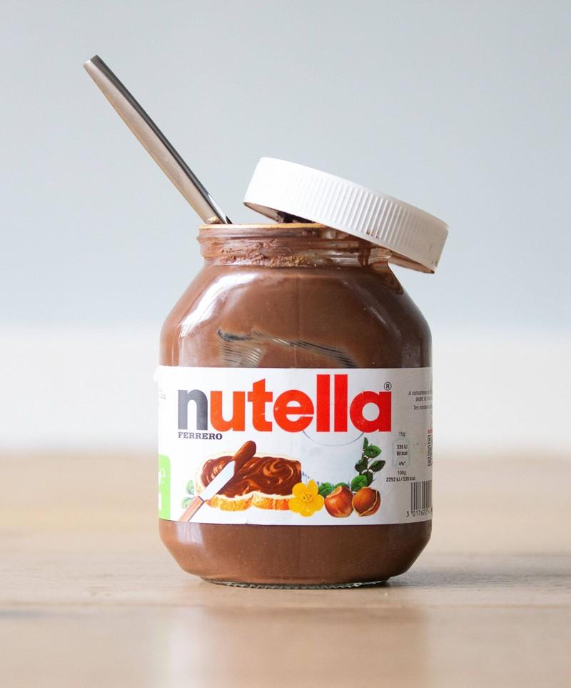 Nutella ist nicht nur bei uns sehr beliebt.