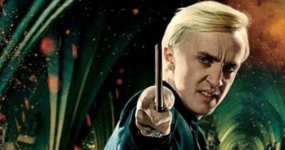 """Extreme Veränderung: So sieht Draco aus """"Harry Potter"""" aus"""