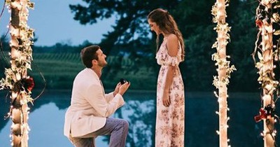 Wenn er einen dieser Vornamen hat, macht er dir 2019 einen Heiratsantrag