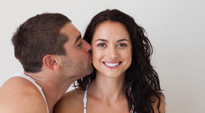 Wenn er die Frau für einen Schatz hält, dann kommt es schon manchmal zu diesem Kompliment