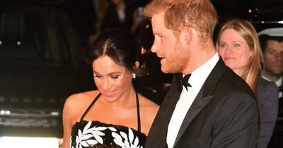 Herzogin Meghan: So groß ist ihr Babybauch mittlerweile schon