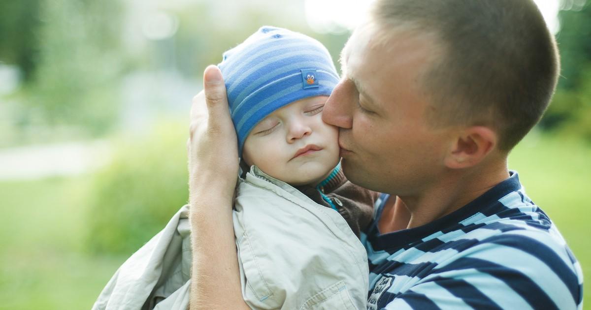 Männer erzählen, wie sich für sie die Geburt ihres Kindes angefühlt hat