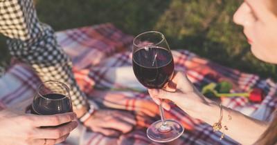 Fit durch Rotwein: Forscher bestätigen, dass ein Glas Rotwein gesund ist.