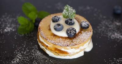 Pancakes mit nur 2 Zutaten: So schnell sind sie gemacht!