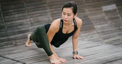 6 Übungen, um seitliche Speckrollen loszuwerden