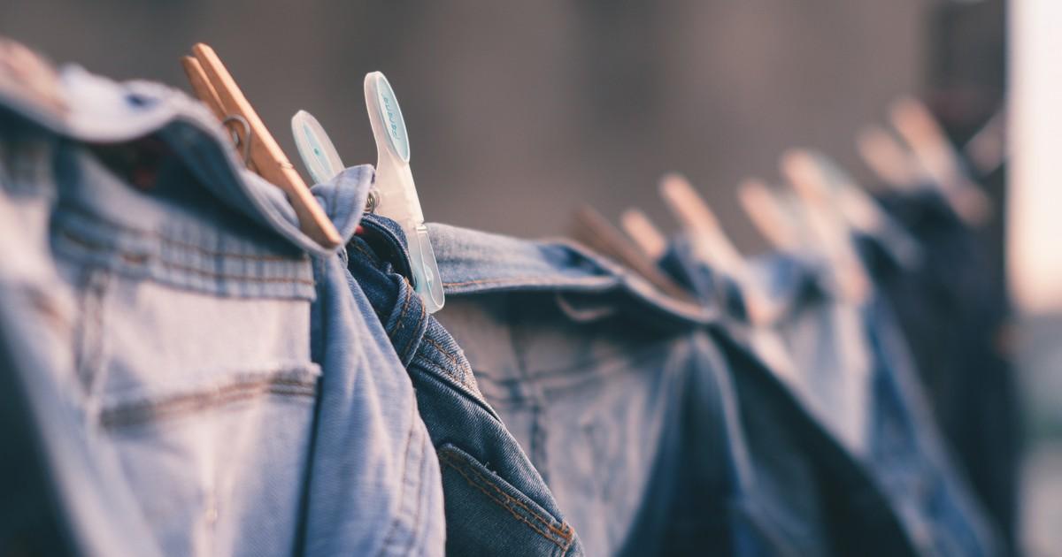 Deshalb solltest du deine Jeans niemals waschen