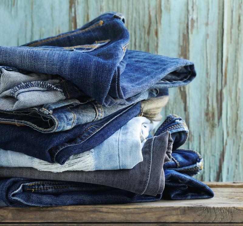 Jeans sind unfassbar beliebt.