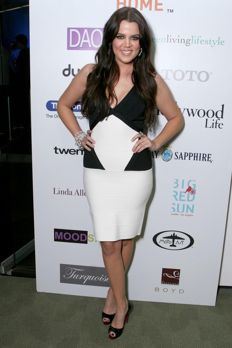 Khloe Kardashian war früher wunderschön, doch hatte viel zu kämpfen.