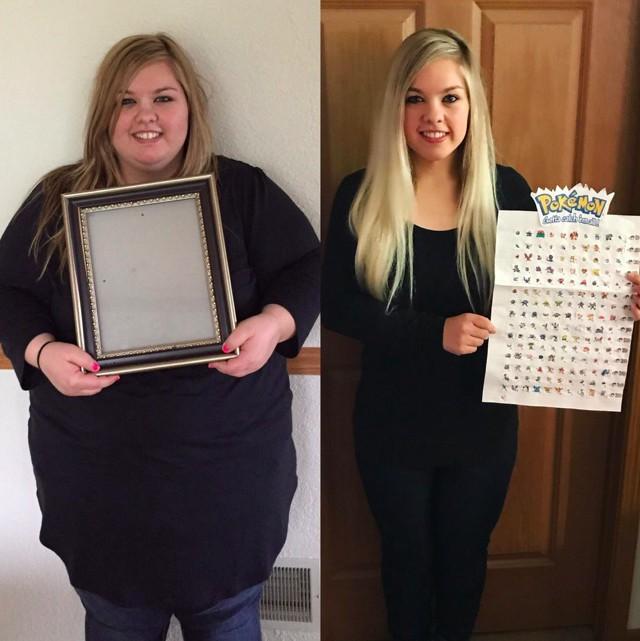 Sie sehen komplett anders aus: So sehr verändert der Gewichtsverlust Menschen