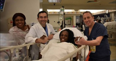 Rasend schnelle Geburt: Sie bringt Sechslinge innerhalb von nur 9 Minuten zur Welt