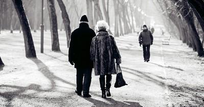 Sie waren 70 Jahre zusammen - dann starben sie Hand in Hand