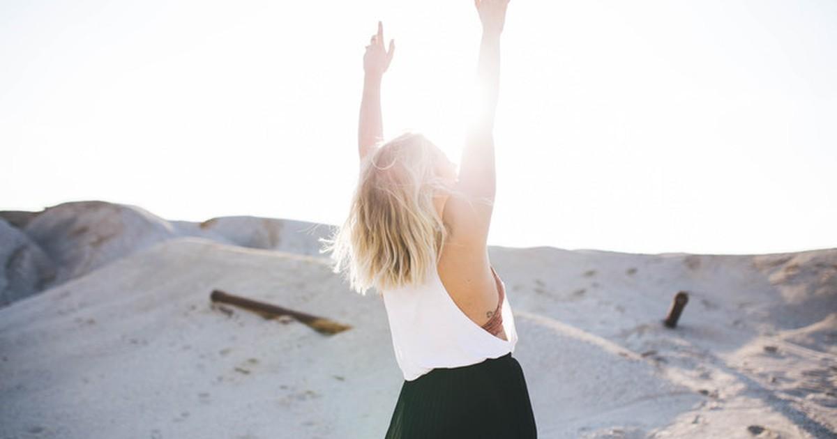 Frauen, die länger single sind, sind glücklicher