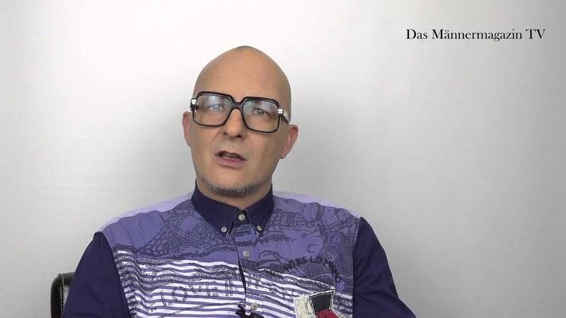 Detlef Bräuning  auf seinem Youtube-Kanal