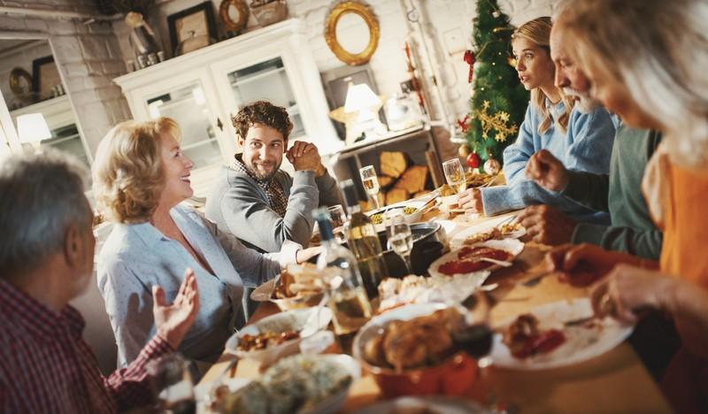 10 Dinge, die du beachten solltest, um an Weihnachten nicht zuzunehmen