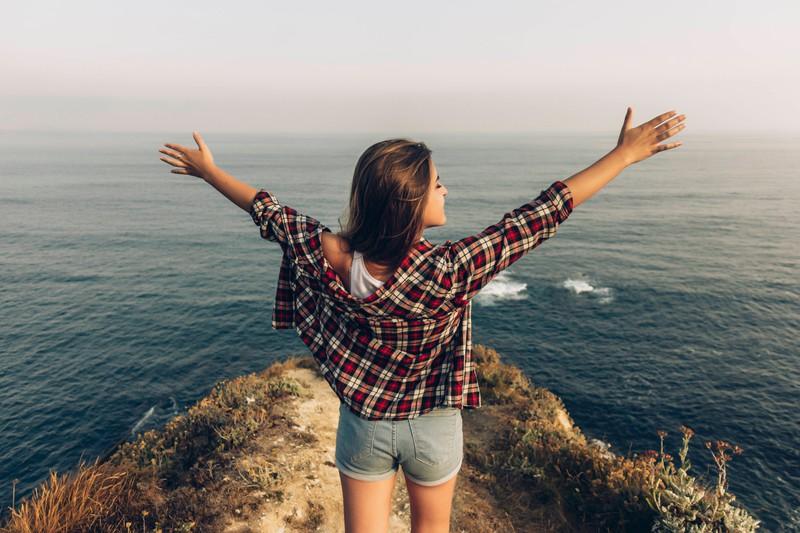 Du solltest dich am Ende nicht vergessen und dein Leben leben
