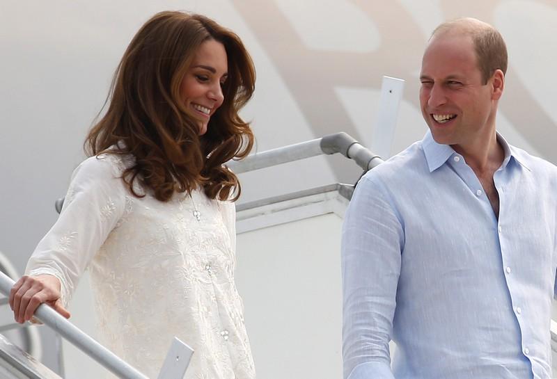 Herzogin Kate mit perfekter Foto-Haltung
