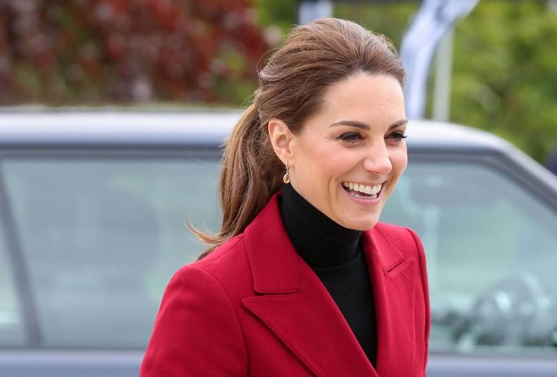 Kate mit dem perfekten Foto-Lächeln