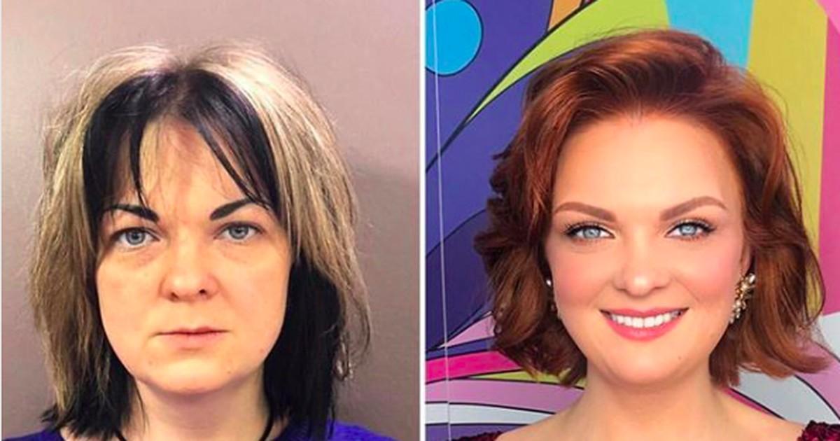 20 Bilder, die beweisen, was eine Frisur alles ausmachen kann