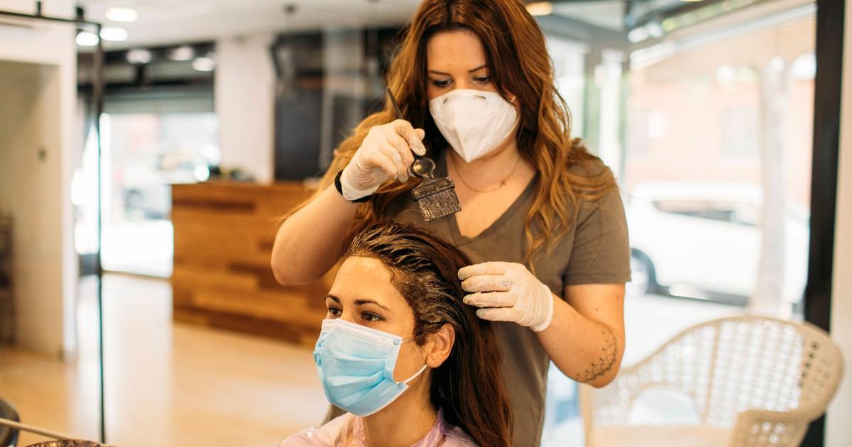 """""""Vanilla Lilac"""": Das ist der Haarfarben-Trend für den Winter"""