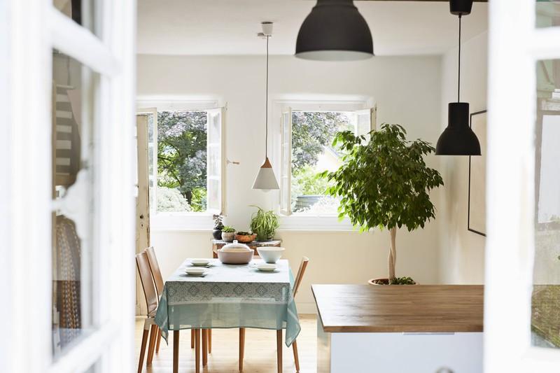 Mit der 30-Sekunden Regel bleibt dein Zuhause schön ordentlich wie auf dem Bild