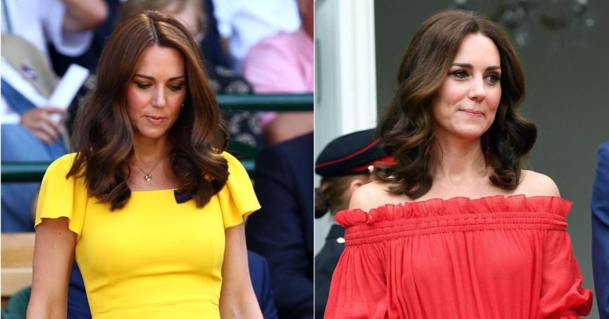 Alle Infos zu Herzogin Kate Outfits: Warum trägt sie niemals orange?
