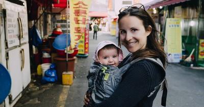 7 Trage-Fehler, die viele Mütter machen
