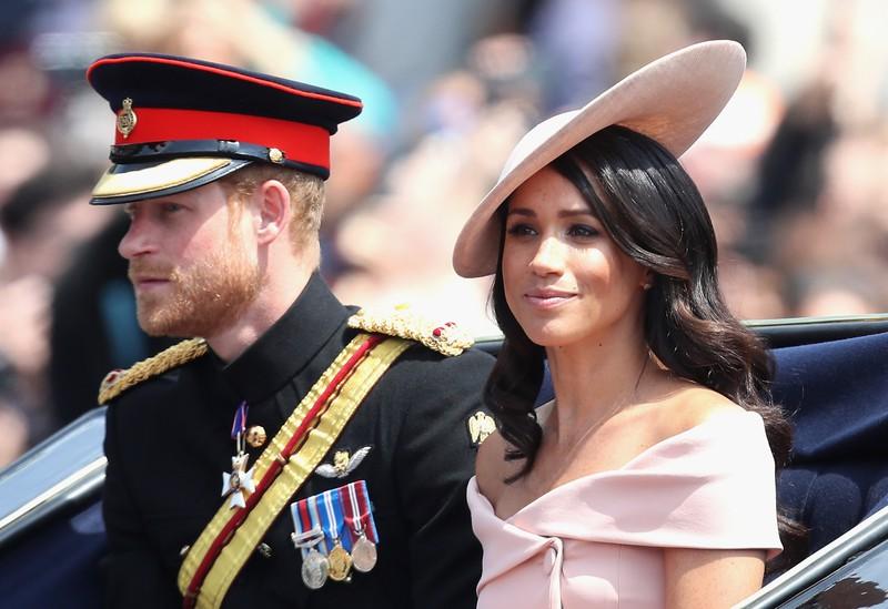Auch auf öffentlichen Paraden trug Prinz Harry vor seinem Rücktritt meist eine Militäruniform