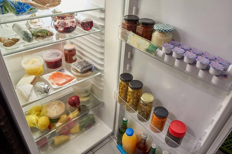 Du Schläfst Gerade Im Kühlschrank Gibt Es