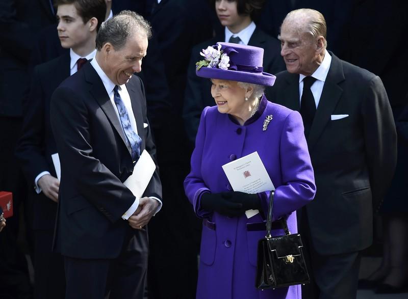 Die Queen muss einen erneuten Schlag entgegennehmen: Ihr Neffe und seine Frau reichen die Scheidung ein