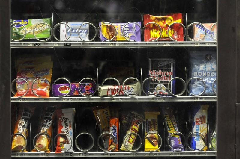 Das Experiment: 25 Sekunden auf einen ungesunden Snack warten- oder sofort einen gesunden Snack erhalten.