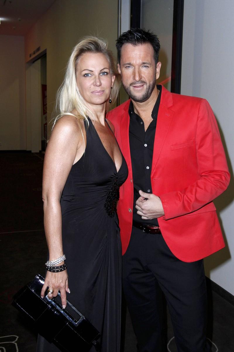 Michael Wendler und seine Ex-Frau bei der smago! Award Verleihung.