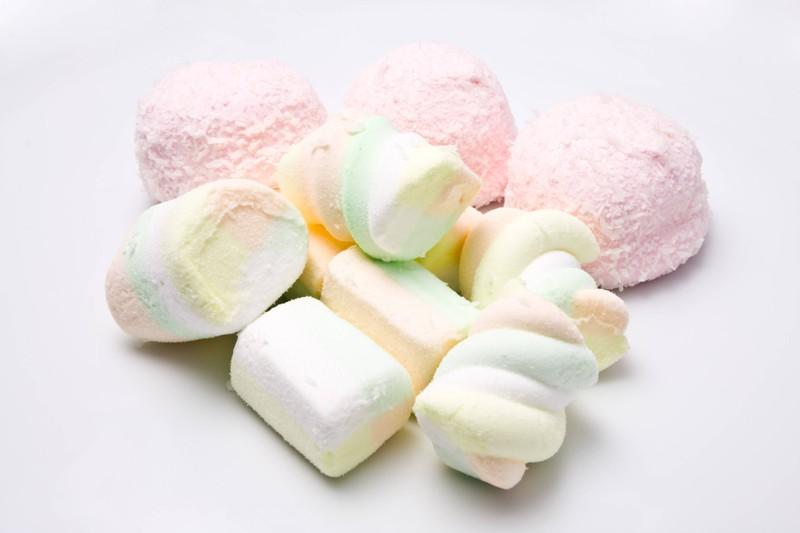 Marshmellows enthalten tierische Produkte