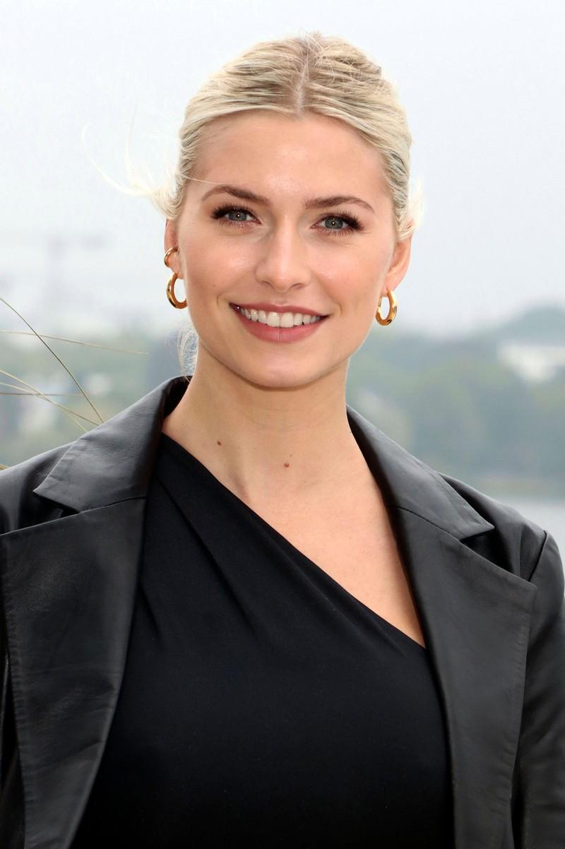 Lena Gercke ist ein hübsches Model.