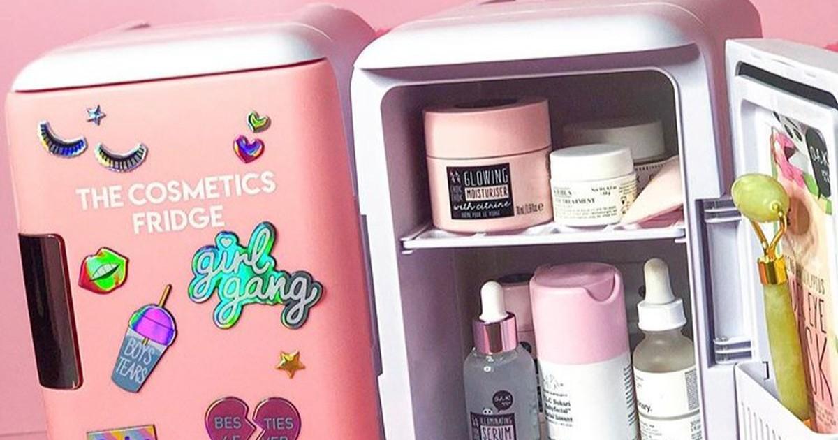 5 Make-up-Produkte, die du im Kühlschrank lagern solltest