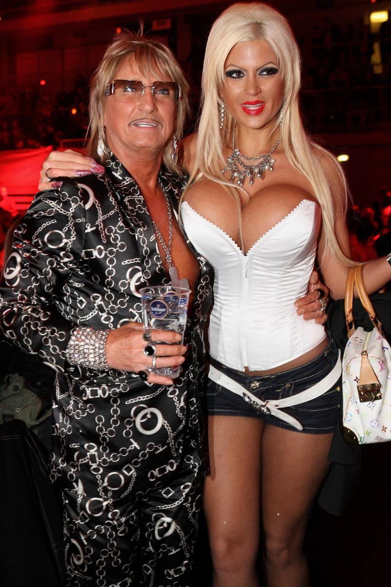 Bert Wollersheim und Sophia Vegas waren 7 Jahre lang verheiratet, er ist aber nicht der Vater ihrer Tochter.