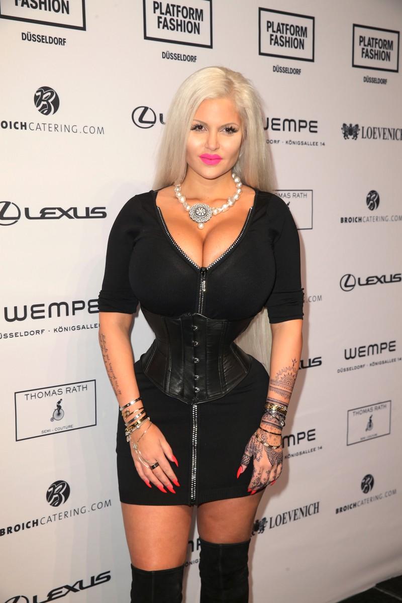 Der Reality Star Sophia Vegas wurde 2018 schwanger.