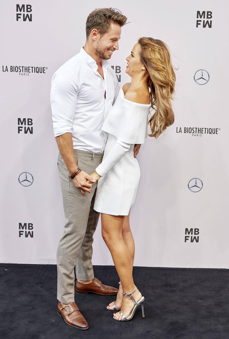 Angelina und Sebastian Pannek sind seit 2019 ein Paar