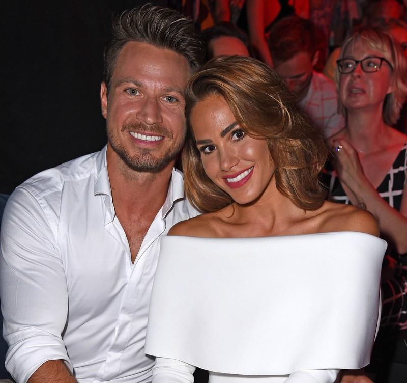 Sebastian Pannek und seine Angelina haben geheiratet