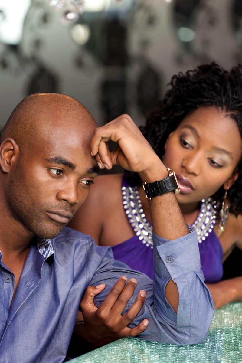 In dieser Phase kann das Paar erkennen, wie stark seine Liebe zueinander ist.