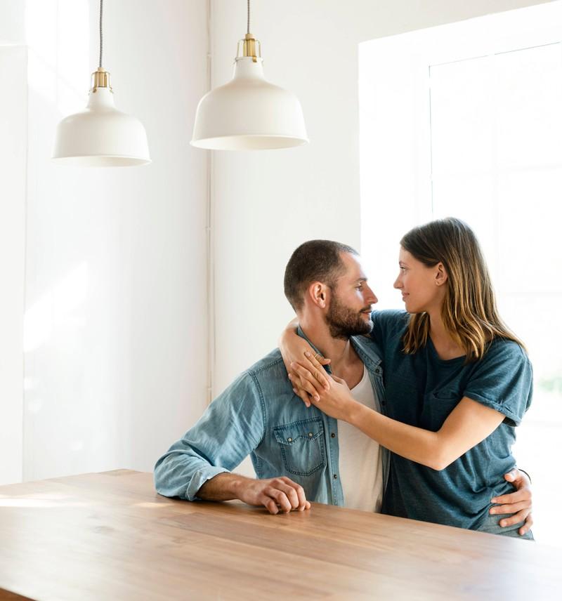 Kompromisse einzugehen und den Partner zu respektieren, ist sehr wichtig in einer Beziehung.
