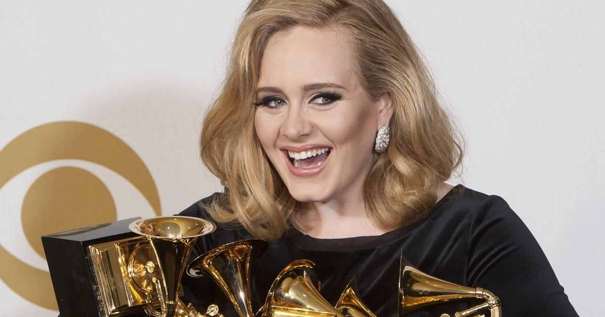Sängerin Adele sieht inzwischen anders aus: Sie hat viel abgenommen
