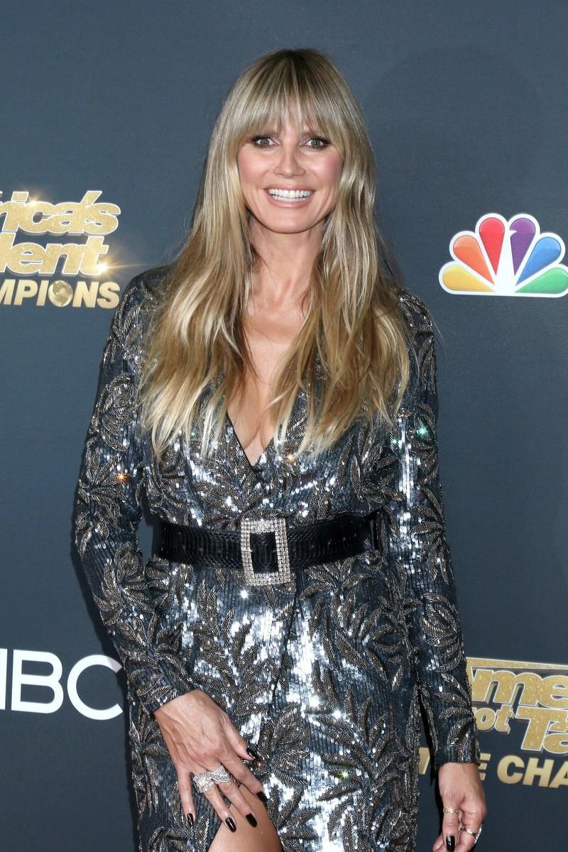 Heidi Klum hat vier Kinder und die älteste Tochter ist Leni.