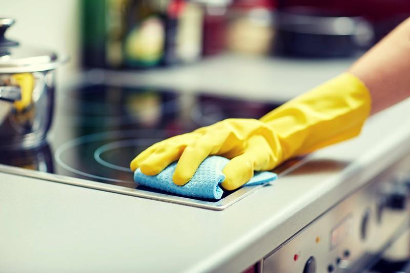 In der Küche sollte man getrennte Handtücher benutzen