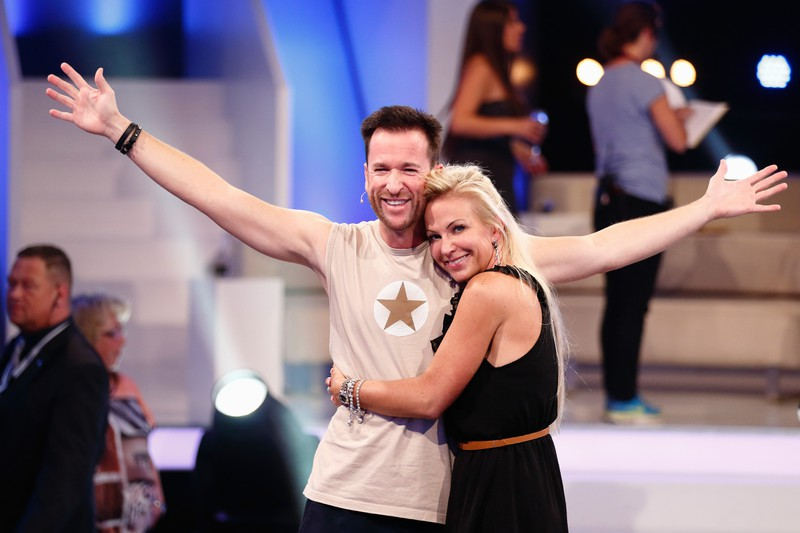 Claudia Norberg und Michael Wendler, die damals noch glücklich verheiratet waren und jetzt offiziell geschieden sind
