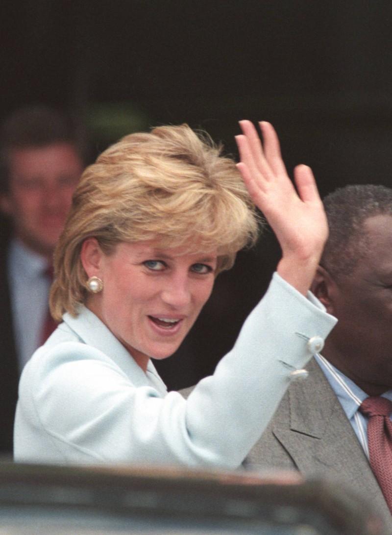 Lady Diana gilt für viele als die Stil-Ikone.