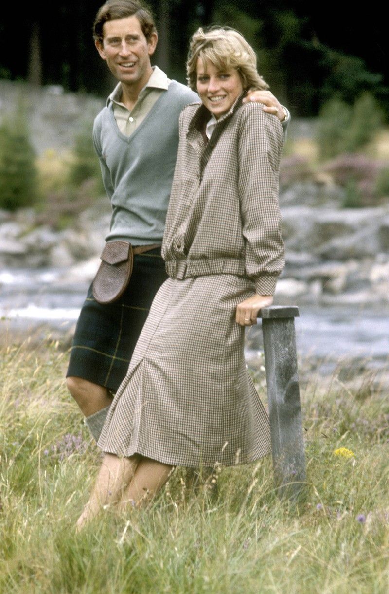 Lady Diana trug zur Hochzeit mit Prinz Charles ein besonderes Detail unter ihren Schuhen.