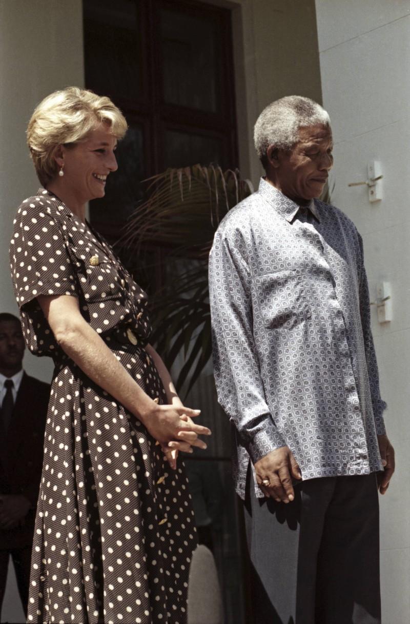 Prinz Harry teilt die Liebe zu Afrika mit Mutter Diana.